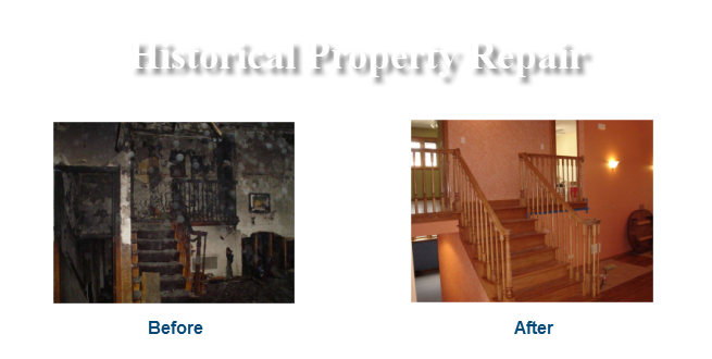 Historical Property Repair